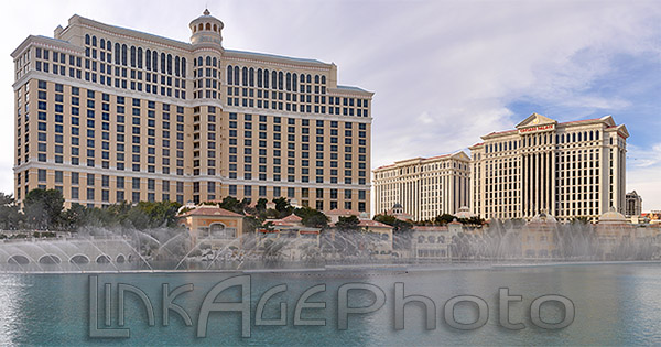 Fountains at Bellagio 3301